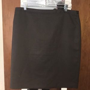 Gorgeous Ann Taylor Pencil Suit Skirt Sz 14